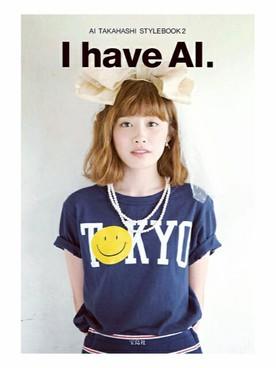 高橋愛さん「I have AI.」のイメージ