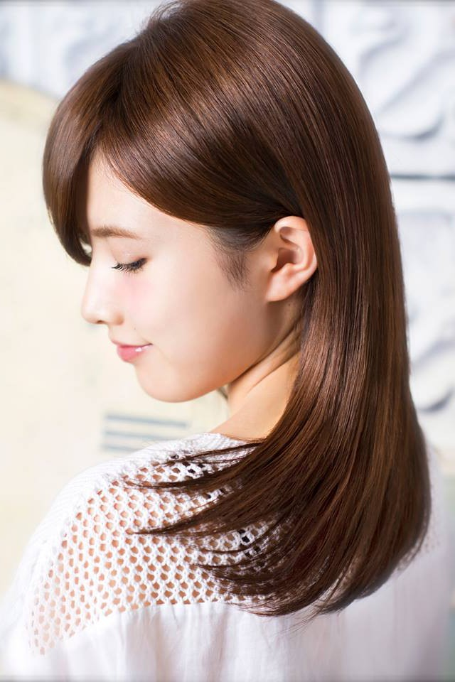 [ROI]髪質改善ストレート