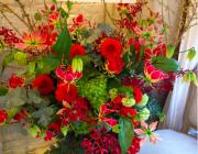 ダレノガレ明美さんにお祝いのお花を頂きました!のイメージ