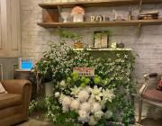 浜崎あゆみさんよりお祝いのお花をいただきました!のイメージ